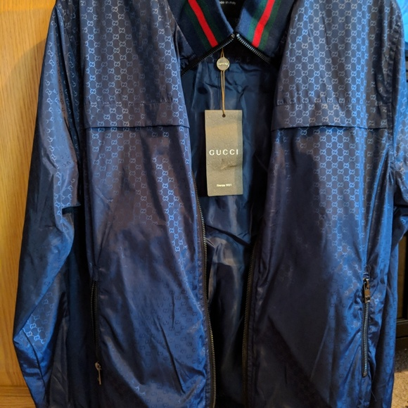468b6f184 Gucci Jackets & Coats   Arkansas Jacket Size L   Poshmark